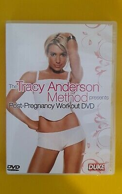 Tracy Anderson Method - Post-Pregnancy Workout [DVD] - DVD  B2VG The Cheap Fast • 5.99£