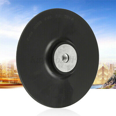 $ CDN15.58 • Buy 7 Inch Angle Grinder Backing Pad Resin Fiber Disc For 5/8 Inch11 Locking  P