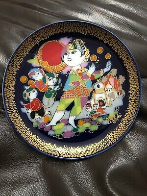 Rosenthal Aladin Und Die Wunderlampe 11 Aladdin And The Lamp Collectors Plate • 5.75£