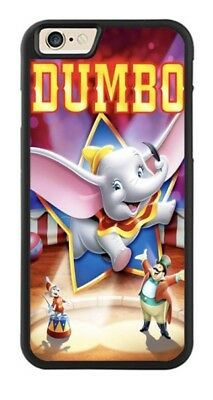AU14.45 • Buy NEW IPhone 7/8 Plus Disney Dumbo Elephant Hard Phone Case