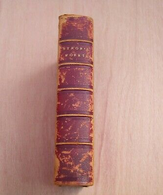 The Poetical Works Of Lord Byron 1867 • 16£