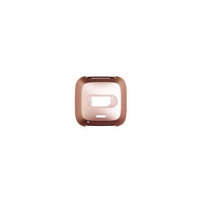 $ CDN31.33 • Buy Fitbit Versa FB504 Smartwatch Back Cover Metal Shell Replacement Rose Gold Part