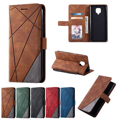 $1.49 • Buy For Xiaomi Redmi Note 9S 8T 7A Pro Phone Leather Flip Card Wallet TPU Case Cover