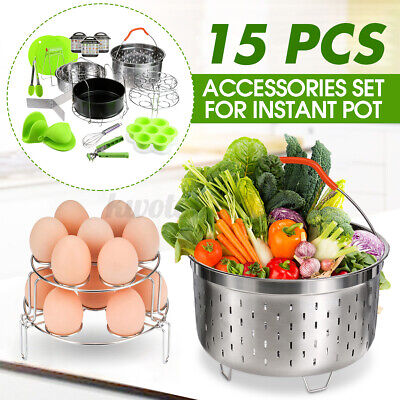 $32.99 • Buy 14Pcs Set Accessories For Pot Pressure Cooker Accessory Kit Silicone Mat