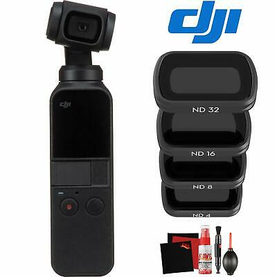$351.60 • Buy DJI Osmo Pocket Handheld 3 Axis Gimbal Stabilizer +Integrated Camera, Attachable