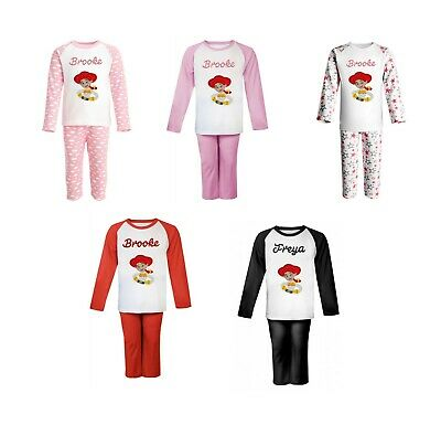 £20 • Buy Jessie (Toy Story) Personalised Pyjamas With Name - 5 Styles Available
