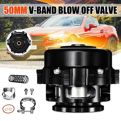AU42.69 • Buy Universal Turbo Charger Blow Off Valve BOV 50mm 35psi V Band & Weld Flange