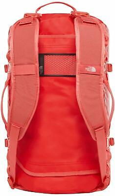 THE NORTH FACE BASE CAMP DUFFEL M 71L, Juicy Red/Spiced Coral • 108.75£