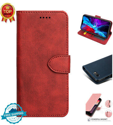 AU10.98 • Buy For IPhone 11 Pro Max 7/8/SE 2020 Ultra Wallet Case Magnetic Flip Stand Cover