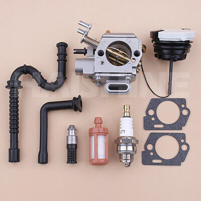 $26.99 • Buy Carburetor Kit For Stihl MS460 044 046 MS440 MS 460 Chainsaw Walbro Carb HD-16C