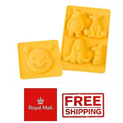 £3.99 • Buy Disney Tigger Winnie The Pooh Silicone Mould Chocolate Cake Mold Jelly Eeyore