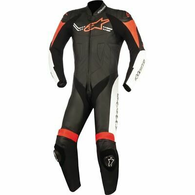 $779.97 • Buy Alpinestars Challenger V2 1-PC Leather Motorcycle Suit - Blk/Wht/Red, All Sizes