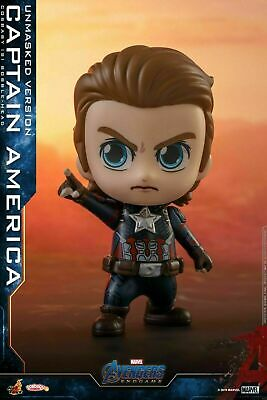 $ CDN31 • Buy Hot Toys Cosbaby COSB555 Avengers End-game Captain America Figure Model