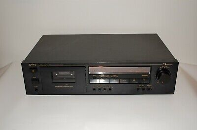 $179.99 • Buy Vintage Nakamichi 2-Head Single Cassette Deck Model CR-1A ~ NICE!