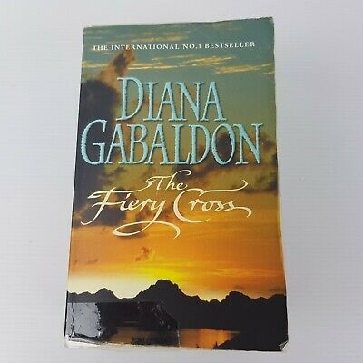 AU9.99 • Buy Outlander The Fiery Cross Diana Gabaldon Book 5 Paperback Novel