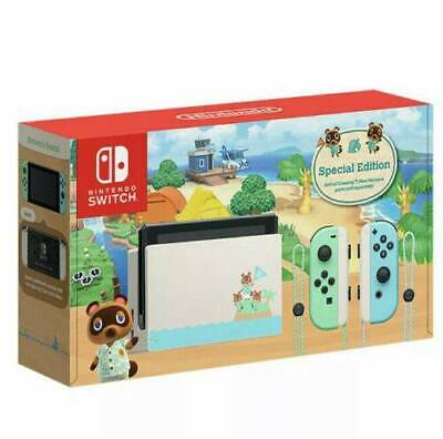 $ CDN667.41 • Buy Nintendo Switch Animal Crossing Limited Edition Console