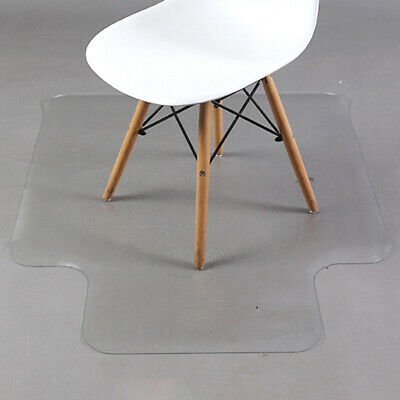 AU53.59 • Buy FT- Transparent Anti-skid Home Office Rolling Chair Floor Carpet Protector Mat C