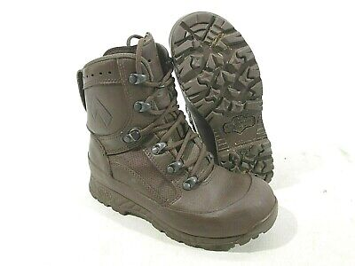 £39.99 • Buy British Army Issue Brown Haix Boots - Gore-tex -all Sizes - Waterproof - Grade 1