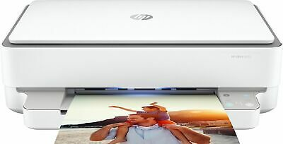 View Details HP - ENVY 6055 Wireless All-In-One Instant Ink-Ready Inkjet Printer - White • 129.99$