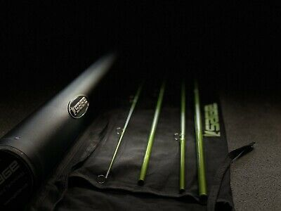 "$750 • Buy Sage MOD 7130-4 Spey Rod 7wt 13'0"" With Rod Tube And Sock"
