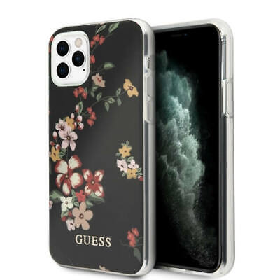 Genuine GUESS Flower N4 Collection Case For IPhone 11 Pro • 22.95£