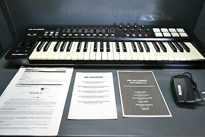 $160 • Buy M-Audio Oxygen 49 Mk4 Midi Keyboard Used Nice Condition With Manuals