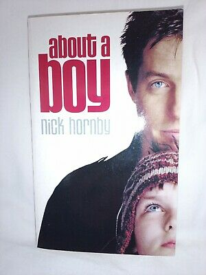 About A Boy, Hornby, Nick, Used; Good Book • 2.80£