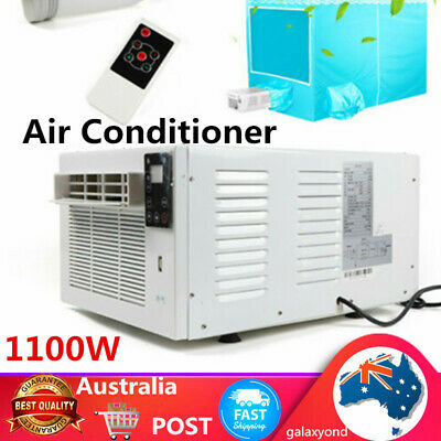 AU265.09 • Buy 1100W Air Conditioner Window / Wall Box Refrigerated Cooler Dehumidification AU
