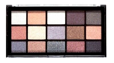 £2.99 • Buy Mua 15 Shade Palette Frosted Gleam Brand New & Sealed Only £2.99 Free Post