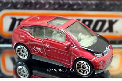 $6.99 • Buy 2020 Matchbox Multi-Pack Exclusive 2015 BMW I3 Drk Red