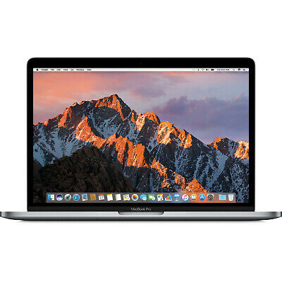 $849 • Buy Apple MacBook Pro 13  Retina MPXT2LL/A I5-7360U 8GB RAM 256GB SSD MacOS 10.14