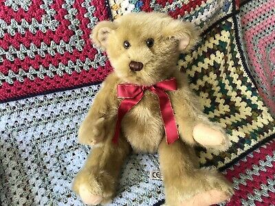 Traditional Teddy Bear Jointed Collectable • 11£
