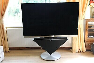 Bang And Olufsen (B&O) Beovision 7-55 MKII With Beolab 10, Motorised Floor Stand • 2,995£