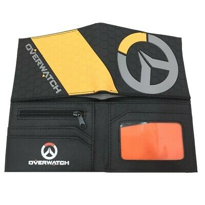 AU29.95 • Buy Overwatch Wallet Purse Mens Kids PC Gaming Blizzard OW PS4 Xbox FPS Shooter AU