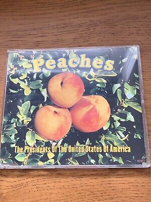 The Presidents Of The United States Of America - Peaches - CD Single • 3.60£
