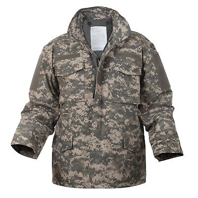 $49.99 • Buy Genuine US Military Issue M-65 Field Jacket, ACU (UCP), Made In USA, Used