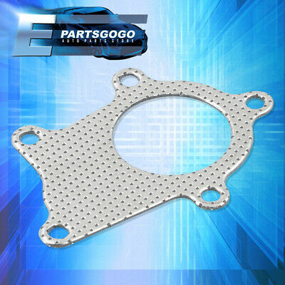 $ CDN8.04 • Buy T3 T4 5 Bolt Hole Turbo Boost Psi Manifold Down Pipe Adapter Flange Gasket