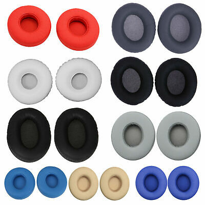 Replacement Ear Pads Cushion Mat For Beats By Dr Dre Studio Solo 2 3 Wire # • 4.15£