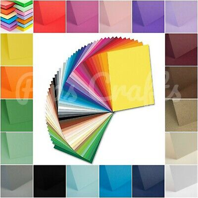 £1.45 • Buy A4 Quality Coloured Craft Card 240-290gsm - Kraft Card Free P&P Lots Of Colours