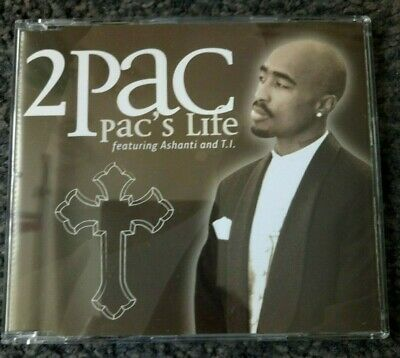 2Pac - Pac's Life (CD Single) 2006 • 4.99£