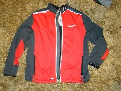 $ CDN41.08 • Buy Mens XL Snap On Tools Red/black Jacket NICE Perfect For Many Seasons!