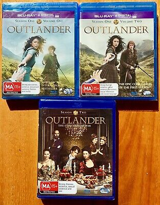 AU29.89 • Buy Outlander, Complete Season 1 + 2, Brand New And Sealed, Blu Ray