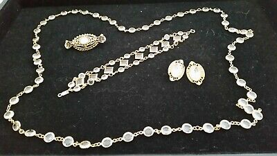 $ CDN20 • Buy BEAUTIFUL Vintage Mixed Lot JEWELRY. Gold Tones. Some Signed. A Must See!