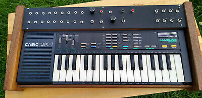 $480 • Buy Circuit Bent Casio SK-1 Vintage 1980's Sampling Keyboard Drone Noise Synth