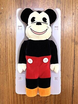 $369.90 • Buy Bearbrick 400% Mickey Mouse World Wide Tour 2