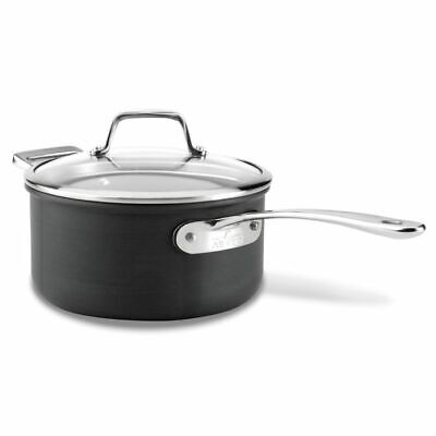 $ CDN87.47 • Buy All-Clad B1 Hard Anodized Nonstick 3 Qt. Saucepan With Lid
