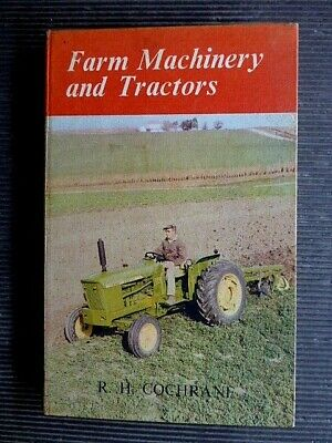 AU23.95 • Buy FARM Machinery And TRACTORS  1965  By R.H.Cochrane  IMPLEMENTS ~ Harvesting Etc.