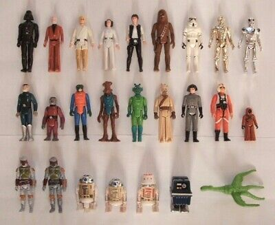 $ CDN38.18 • Buy Vintage Star Wars Incomplete A New Hope Action Figures - Choose Your Own