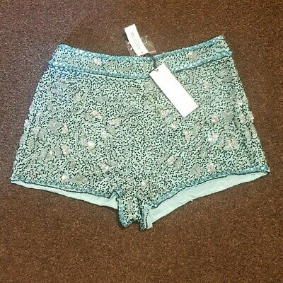 Embellish Blue Shorts. Topshop. New With Tags. S10 • 16£