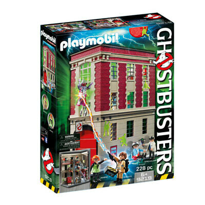 AU135.95 • Buy Playmobil Ghostbusters Firehouse Playset NEW